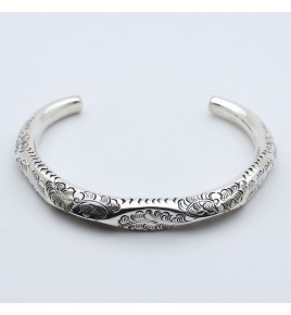 bracelet jonc argent 925