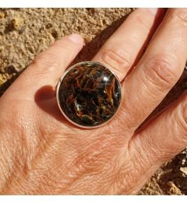 bagues argent et pierres naturelles