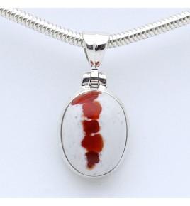 pendentif opale