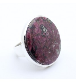 eudialyte bague argent