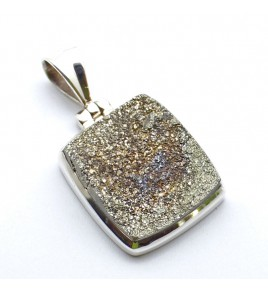 pendentif pyrite russe