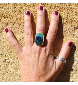 azurite malachite bijoux