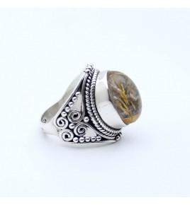 quartz rutile bijoux