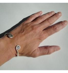 Bracelet argent Karen