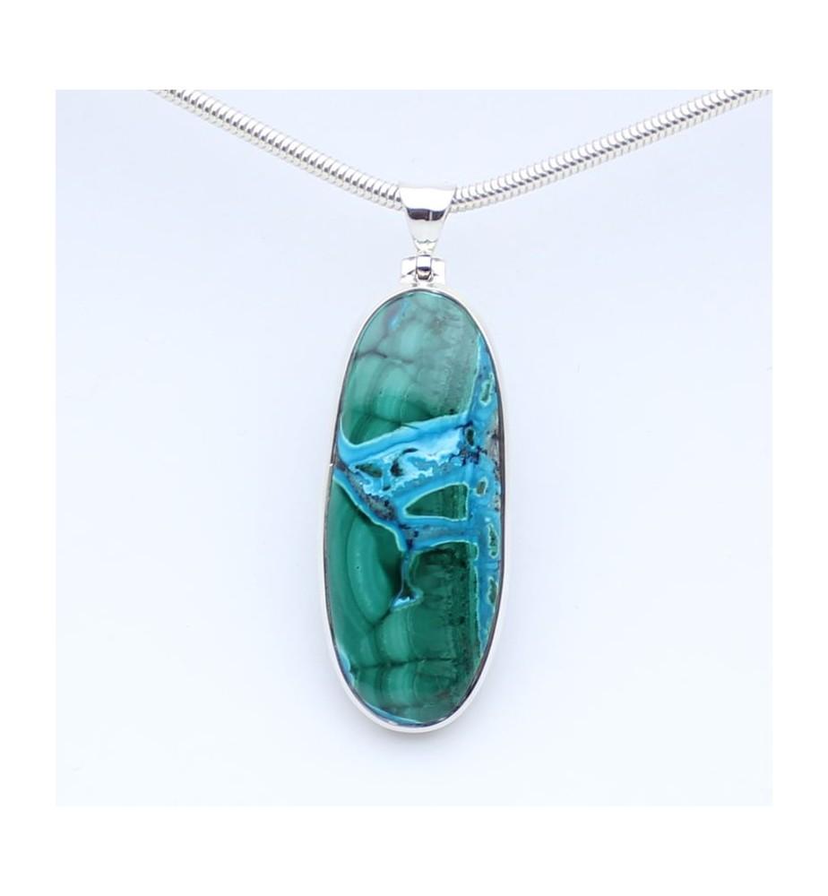 chrysocolle bijoux