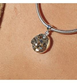 pyrite brute bijoux