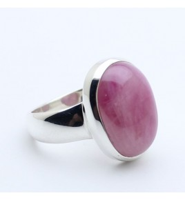 bague pierre rose