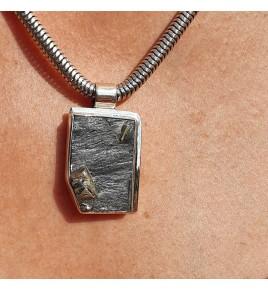 pyrite dans ardoise