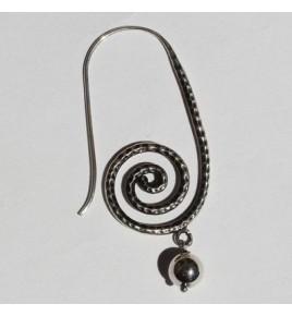 Boucles d'oreilles argent BO485