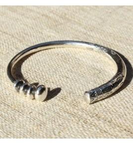 Bracelet jonc argent BJ30