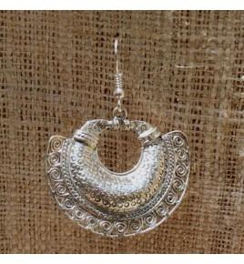 Boucles d'oreilles argent BO551