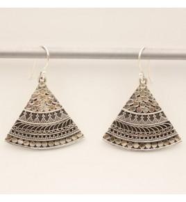 Boucles d'oreilles argent BO576