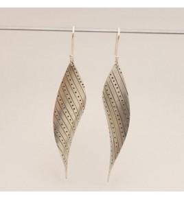Boucles d'oreilles argent BO579