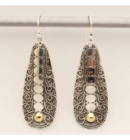 Boucles d'oreilles argent BO565