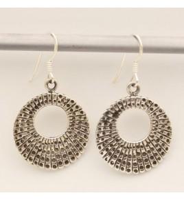 Boucles d'oreilles argent BO572