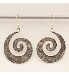 Boucles d'oreilles argent BO609