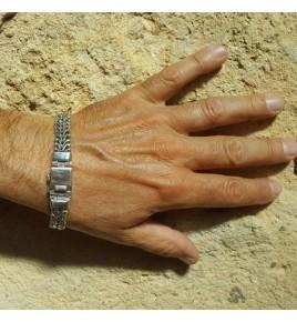Bracelet argent 925 pour homme